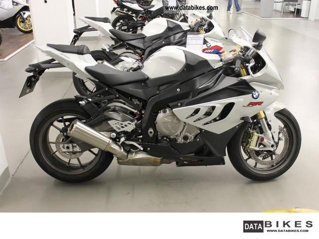2011 BMW  S 1000 RR with Race ABS / DTC, gear shift assistant Motorcycle Sports/Super Sports Bike photo