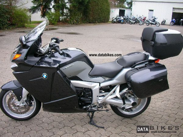 2006 BMW  Very Neat K1200GT K1200GT Motorcycle Tourer photo