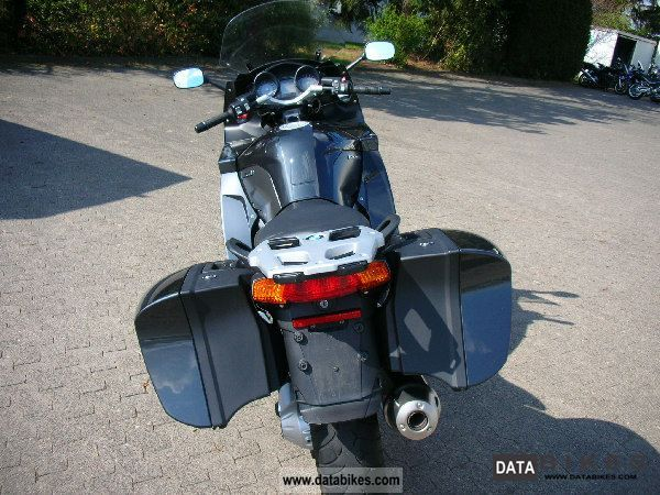 2007 Bmw K1200gt First Hand Well Maintained