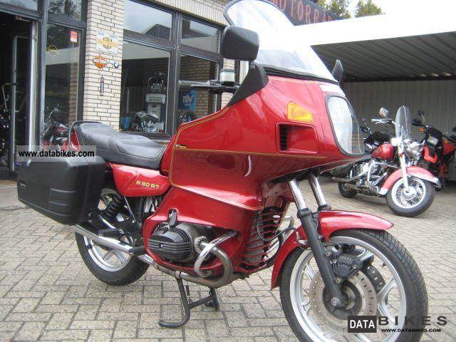 Bmw Tourer Motorcycle Bmw R80rt 1995 Tourer