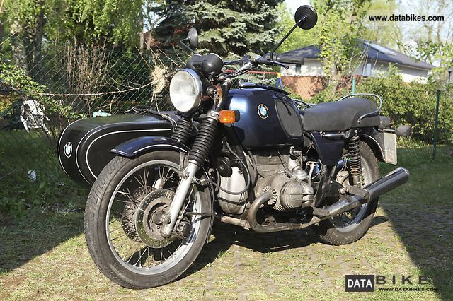 BMW  R 75/6 1975 Vintage, Classic and Old Bikes photo