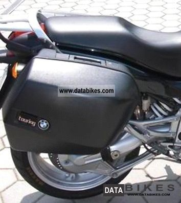 2002 Bmw K1200rs Abs Gh Suitcases Topcase