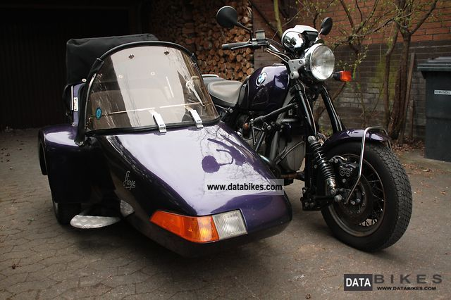 1993 BMW  R100 R Motorcycle Combination/Sidecar photo