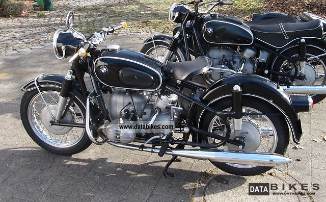 BMW  R50 1959 Vintage, Classic and Old Bikes photo