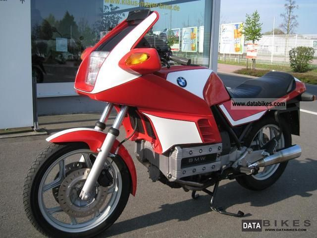 1984 BMW  K 100 RS with Lehnhard + Wagner Exhaust System Motorcycle Tourer photo