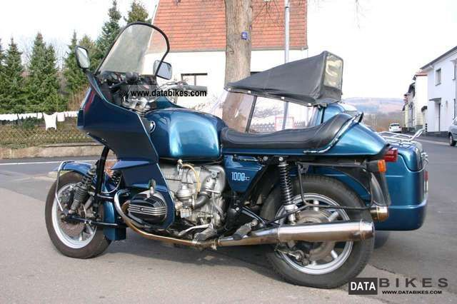 BMW  R 100 1977 Vintage, Classic and Old Bikes photo