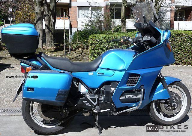 1994 BMW  K1100 LT Motorcycle Tourer photo