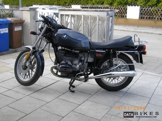 BMW  R100 / 7 1979 Vintage, Classic and Old Bikes photo