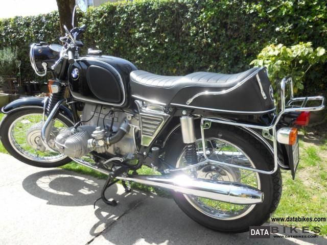 BMW  R 75/5 69/73 Passo Lungo 1973 Vintage, Classic and Old Bikes photo