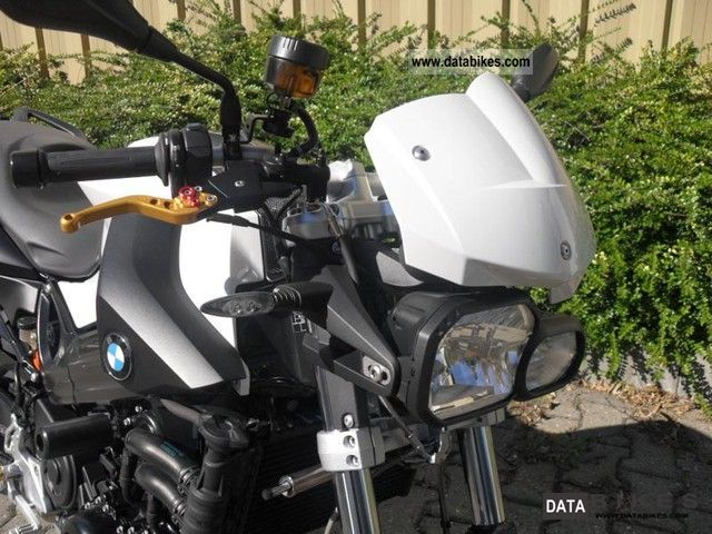 BMW  F 800 R naked | 1a state | great accessories 2009 Naked Bike photo