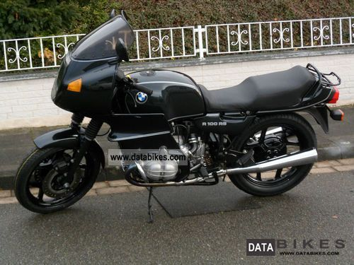 BMW  R 100 RS 1992 Tourer photo