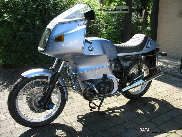 BMW  R 100 RS 1977 Vintage, Classic and Old Bikes photo
