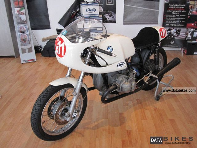 1976 BMW  R 90 Motorcycle Racing photo