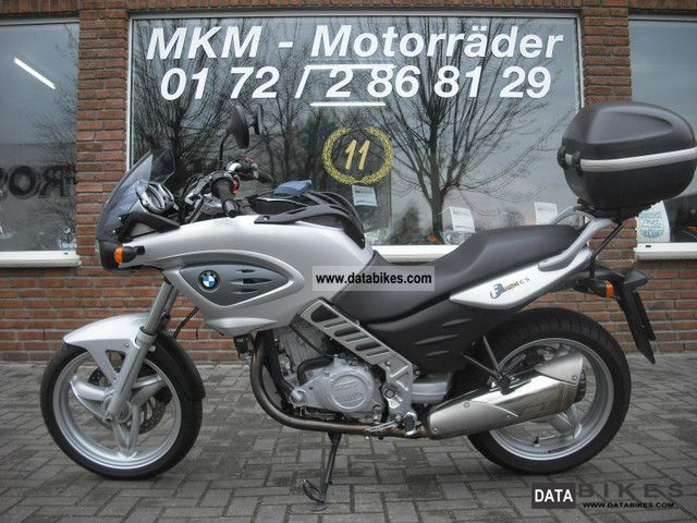 2004 BMW  F 650 CS Scarver Motorcycle Motorcycle photo