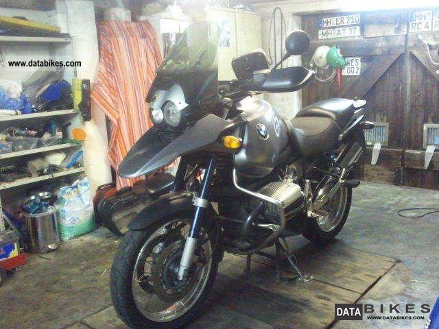 2002 BMW  1150 GS Motorcycle Enduro/Touring Enduro photo
