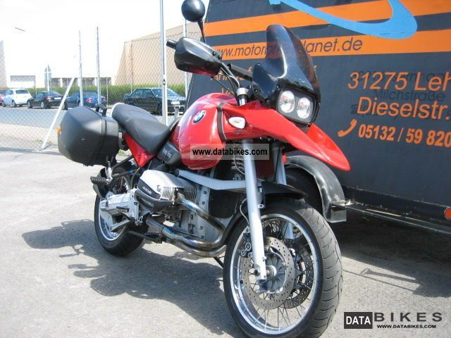1994 BMW  R 1100GS ABS Motorcycle Motorcycle photo