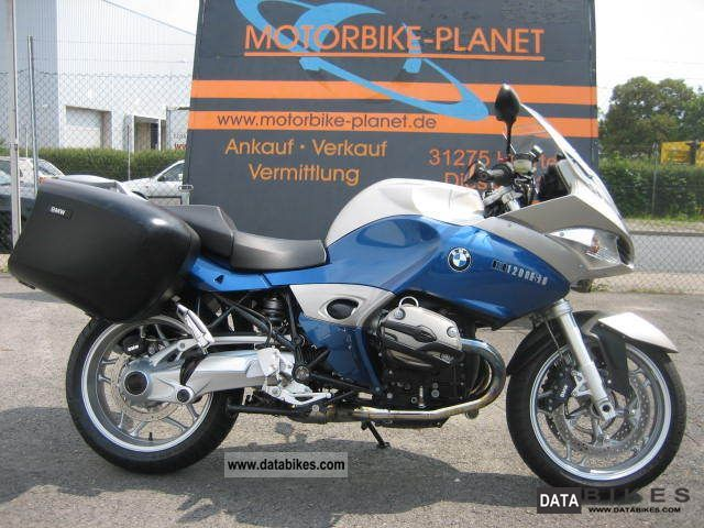 2005 BMW  R 1200ST Motorcycle Motorcycle photo