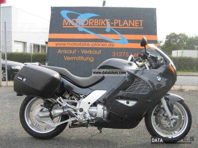 2000 BMW  K 1200RS case Motorcycle Motorcycle photo
