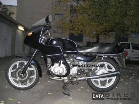 1994 BMW  R 100 RT Motorcycle Sport Touring Motorcycles photo
