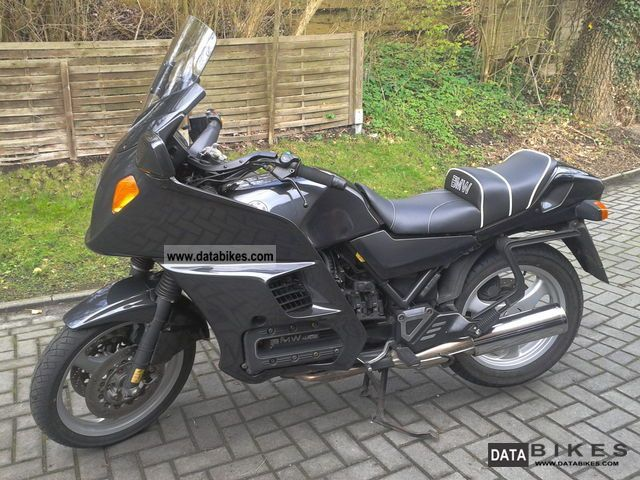 1999 BMW  K 1100 LT Motorcycle Tourer photo