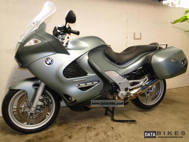 2003 BMW  K1200GT Motorcycle Sport Touring Motorcycles photo