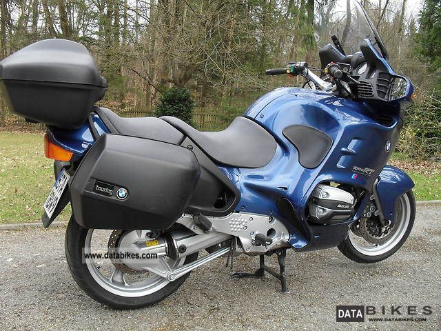 BMW  1100RT 1996 Tourer photo