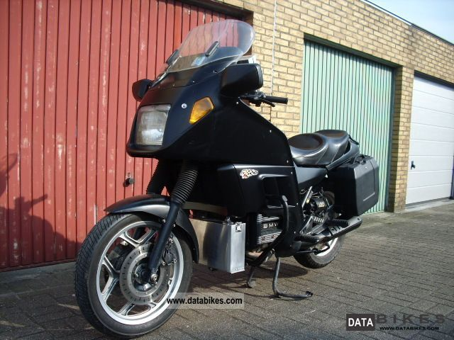 1992 BMW  K 75 RT Becker Navi and great new inspection Motorcycle Tourer photo
