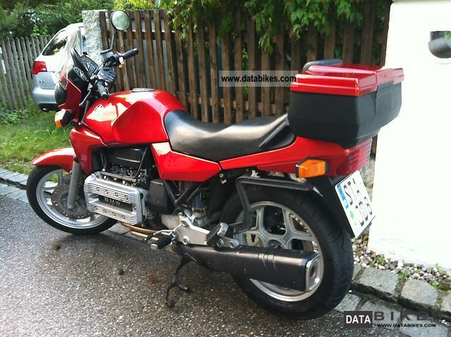 1983 BMW  100 Basic K Motorcycle Tourer photo