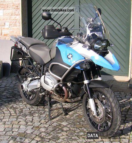 2006 BMW  1200GS Adventure Motorcycle Enduro/Touring Enduro photo