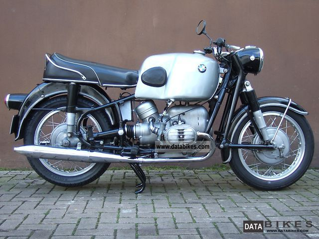 BMW  R50 / 2 1958 Vintage, Classic and Old Bikes photo