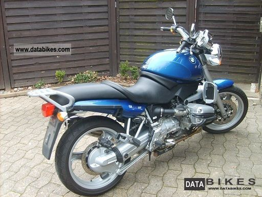 2000 Bmw R 850 And R With Abs Handle Heating