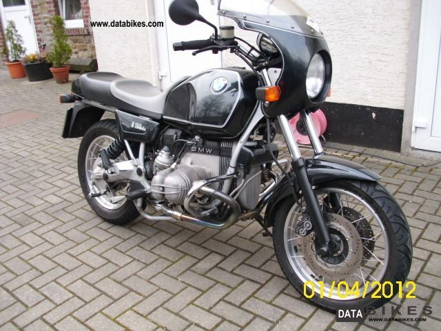 1991 BMW  R 100 R 247 E-Type Motorcycle Motorcycle photo