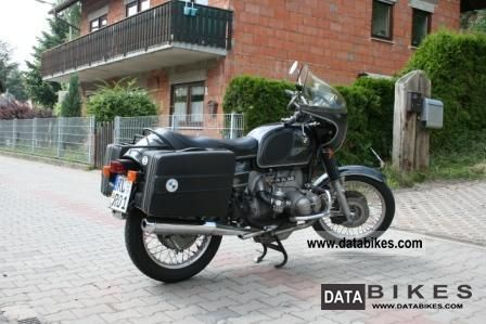 1976 BMW  R 75/6 Motorcycle Tourer photo