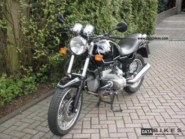1997 BMW  R 100 R Mystic Motorcycle Naked Bike photo
