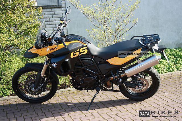 2007 BMW  f800gs Motorcycle Enduro/Touring Enduro photo