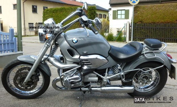 2001 BMW  R1200C Motorcycle Chopper/Cruiser photo