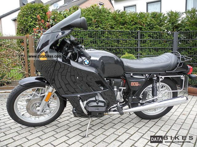 BMW  R80/7N 1979 Vintage, Classic and Old Bikes photo