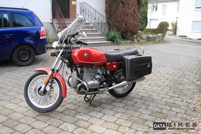 1987 BMW  R 65 Motorcycle Motorcycle photo
