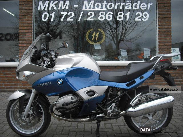 2005 BMW  R1200ST 1.Hand accident free Motorcycle Motorcycle photo