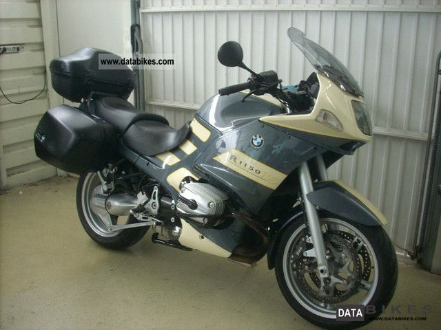2004 BMW  R 1150 RS / ABS / dual ignition / full equipment Motorcycle Motorcycle photo