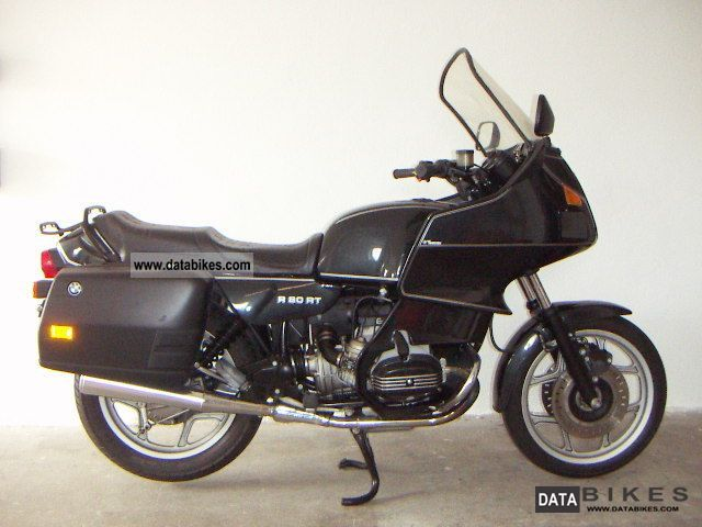 1992 BMW  R 80 NEW RT as first-hand! Motorcycle Motorcycle photo
