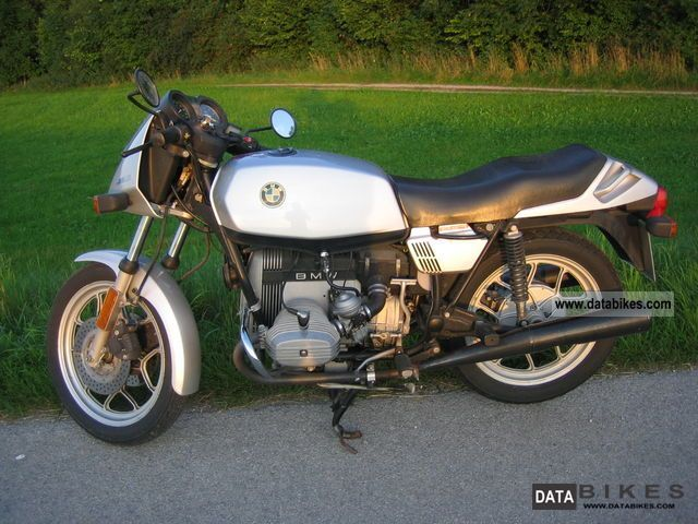1982 BMW  248 650 LS Motorcycle Motorcycle photo