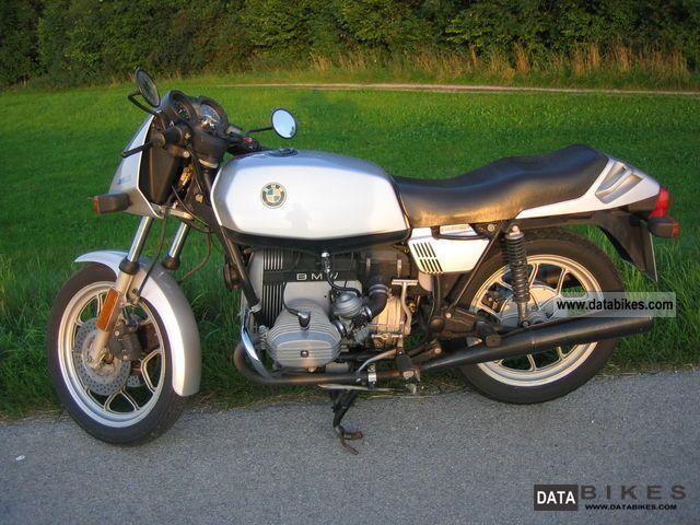 BMW  248 650 LS 1982 Motorcycle photo