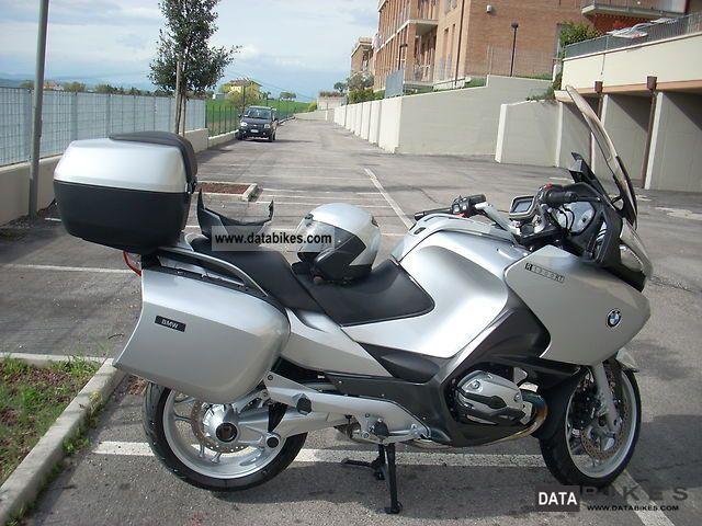 2008 BMW  1200 rt Motorcycle Sport Touring Motorcycles photo