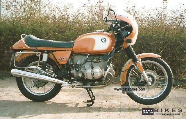 BMW  R 90 S 1976 Vintage, Classic and Old Bikes photo