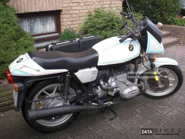 1982 BMW  R 65 LS Motorcycle Tourer photo