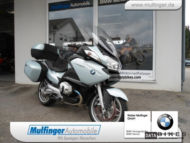 2010 BMW  R 1200 RT, MT Motorcycle Motorcycle photo