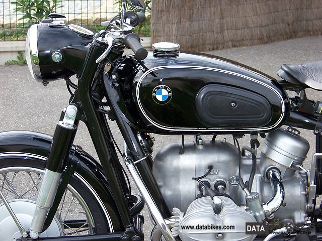 BMW  R 69 1960 Vintage, Classic and Old Bikes photo