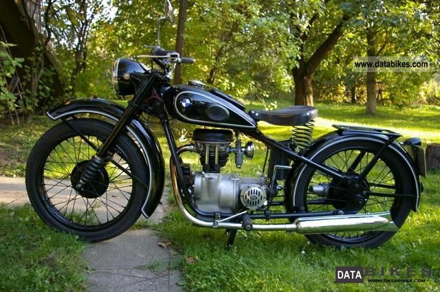 BMW  R23 1938 Vintage, Classic and Old Bikes photo