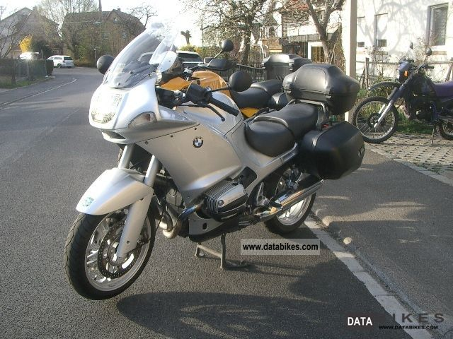 2002 BMW  R1150RS R 1150 RS R22 MANY EXRAS Motorcycle Motorcycle photo